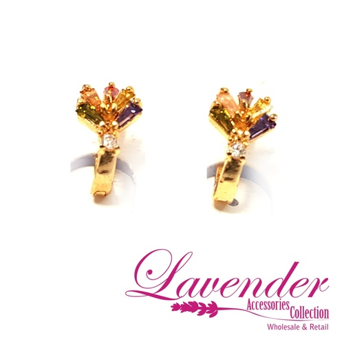 Adorable Colorful Earring