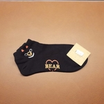 Black Bear Sock