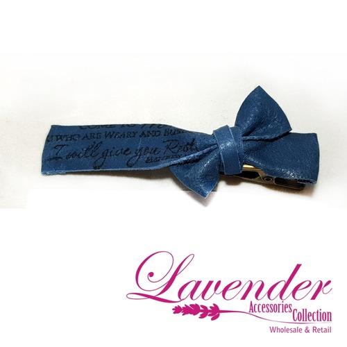 Blue Style Hair Clip