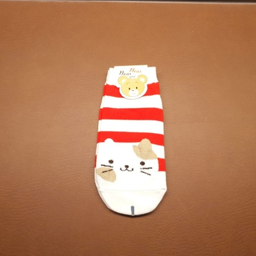 Minimal Kitty Sock