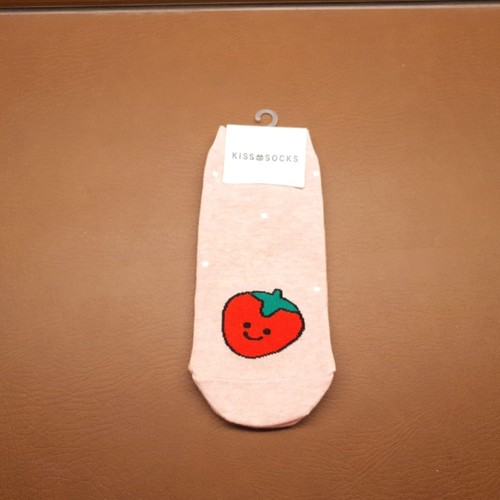 Strawberry Sock