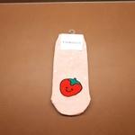 Strawberry Sock