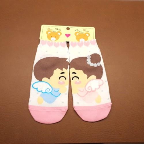 Angel Couple Sock