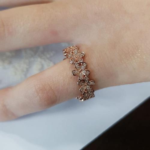 Flora Gold Ring