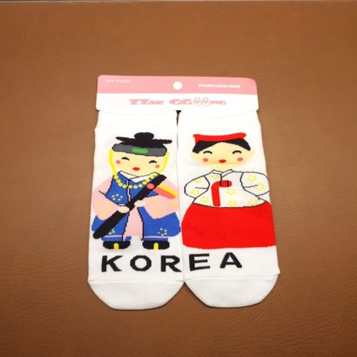 Korea Couple Sock