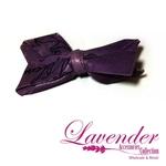 Purple Fashion Hair Clip
