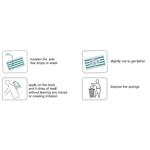 HygiGlove - Disposable Hygienic Sponge Glove