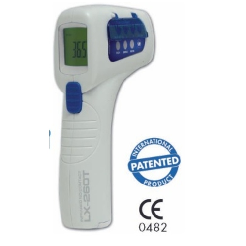 Thermoflash - Infrared Thermometer