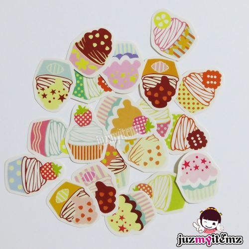 Scrapbook Journal Stickers Pack