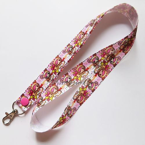 Donutella Star Lanyard