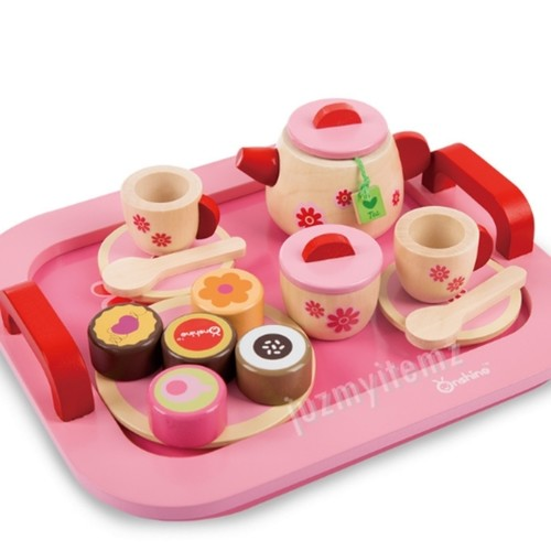 Educational Pretend Play Game - Tea Set