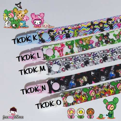 Multipurpose Toy clip / Pacifier clip / Teether Holder Clip - Tokidoki (K to 0)