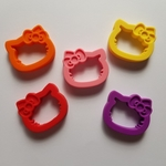 Hello kitty Baby Teether