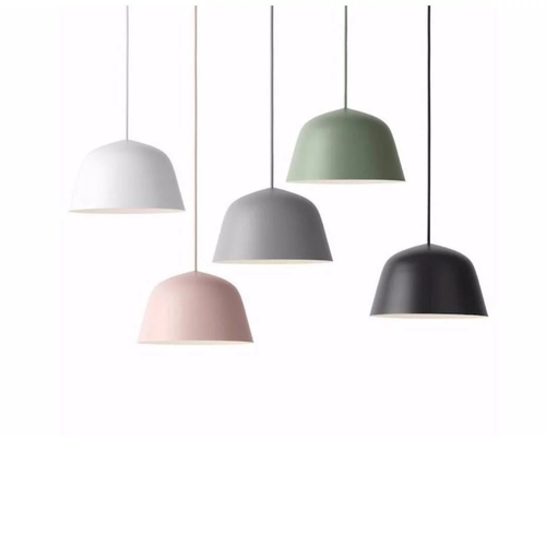 Pastel Bowl Pendant Light