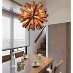Hedgehog Pendant Light