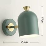 Colourful Wall Lamp