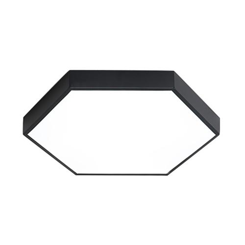 Hexagon Slim Ceiling Light