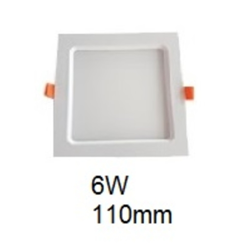 FSL Square Downlight 6W (110 mm)
