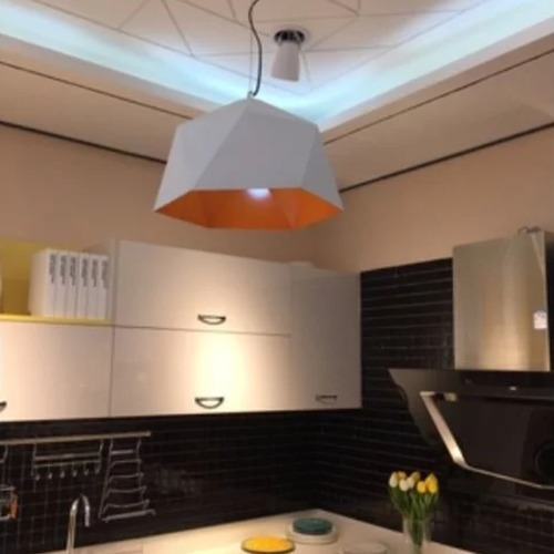 Polygon Pendant Light