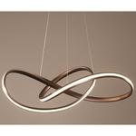 Infinity Loop Pendant Light