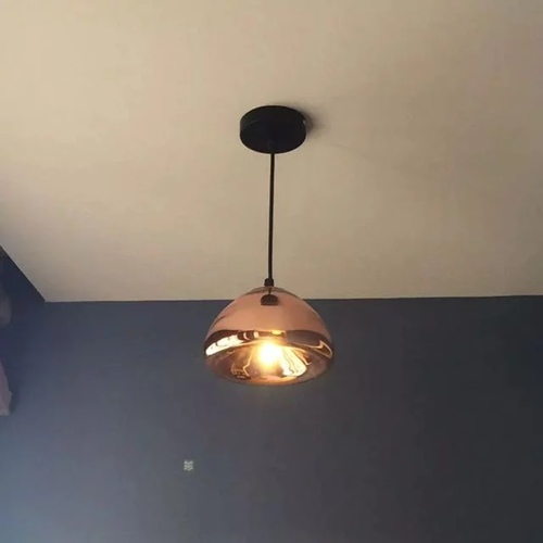 Void Copper Pendant Light