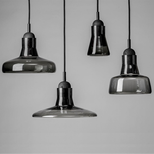 Pottery Pendant Light (Set of 4)