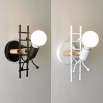 Ladder Wall Lamp