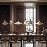 Funnel Pendant Light (3 Designs)
