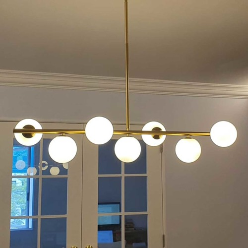 DNA Globe 7 Lamp Pendant Light