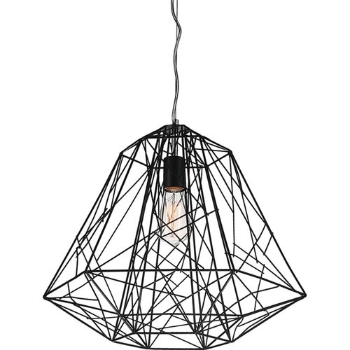 Bell Cage Pendant Light