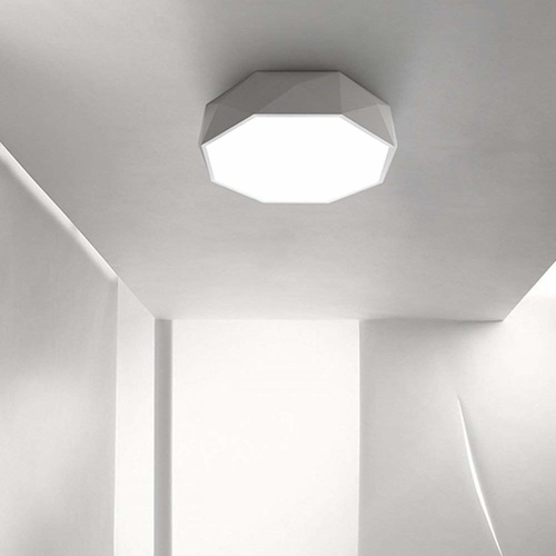 Octagon Ceiling Light