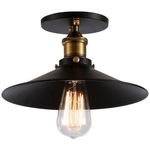 Industrial Lamp Shade Ceiling Light