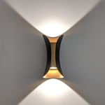 Hourglass Wall Lamp