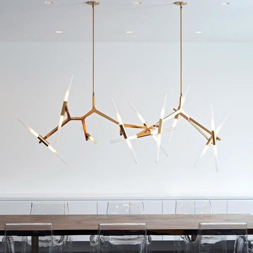 Light Saber Chandelier