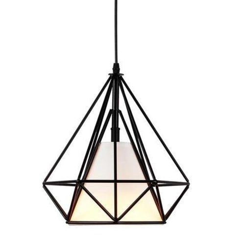 Pyramid Pendant Light