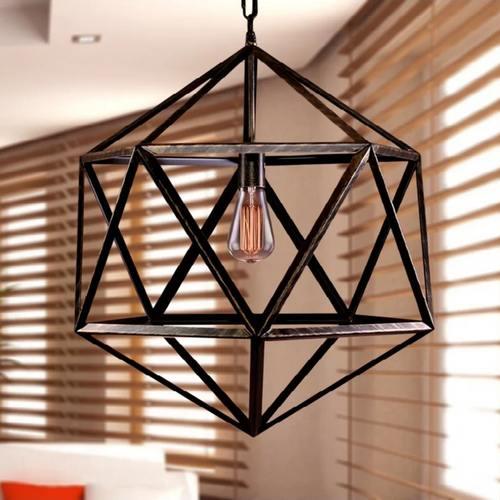 Polyhedron Pendant Light (SPECIAL SALE)