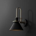 Shade Wall Lamp (3 colours available: Green / Black / Grey)
