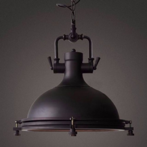 Metal Pendant Light (2 Designs)