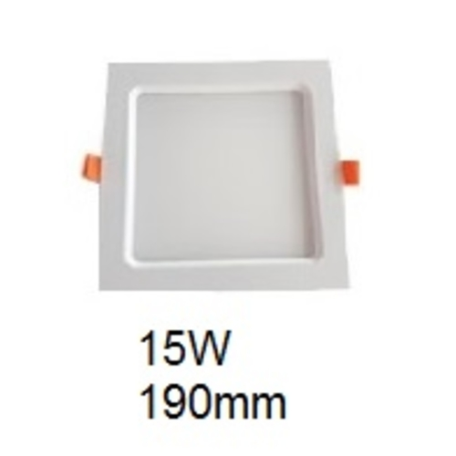 FSL Square Downlight 15W (190 mm)