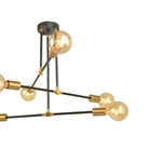Balancing Antique Chandelier