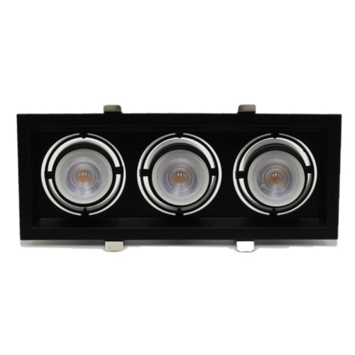 Recessed Spotlight Triple