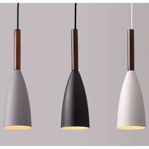Long Cone Pendant Light Set