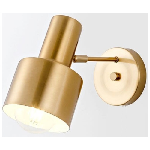 Gold Cover Wall Lamp