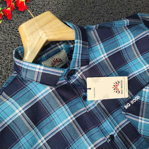 Men's Pure Cotton Shirt