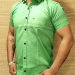 Men's Pure Cotton Shirt K