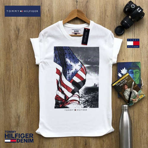 Men's Half Sleeve Round Neck Cotton T-Shirt
