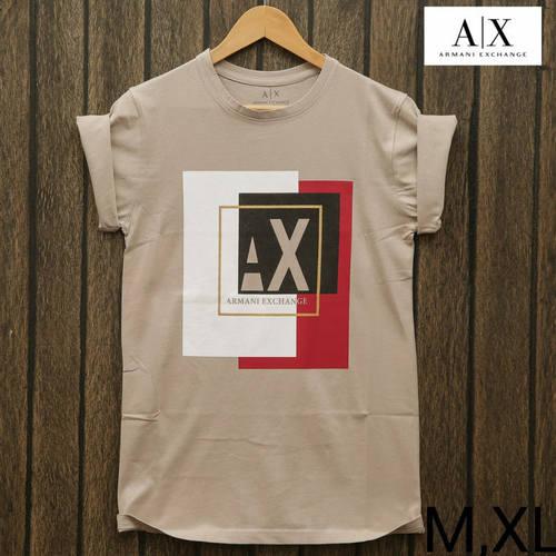 Men's Half Sleeve Round Neck Cotton T-Shirt