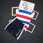 Mens T-shirt & Shorts Combo
