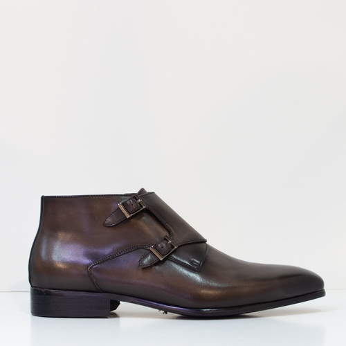 Kenneth in Antiqued Brown