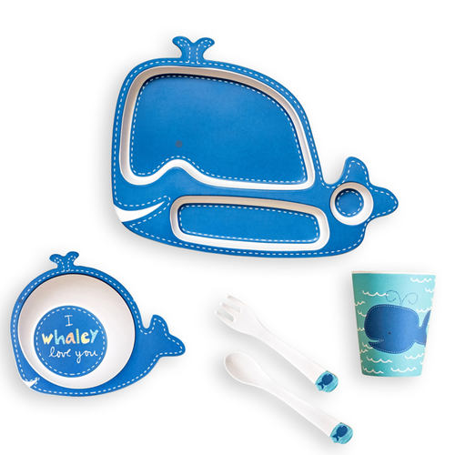 Tableware - Blue Whale Set